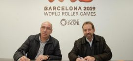 Azemad será evento sponsor 'de hockey patines de los World Roller Games de Barcelona 2019