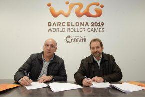 Azemad será evento sponsor 'de hockey patines de los World Roller Games de Barcelona 2019