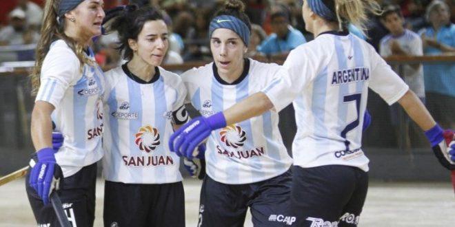 Goleadas argentinas en el debut
