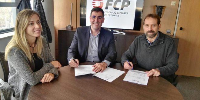La FCP da un primer paso para encontrar un casco específico para el hockey patines