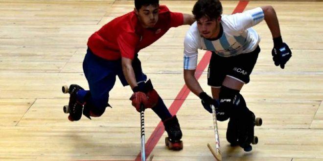 Hockey sobre patines: Argentina ganó un partidazo ante Chile