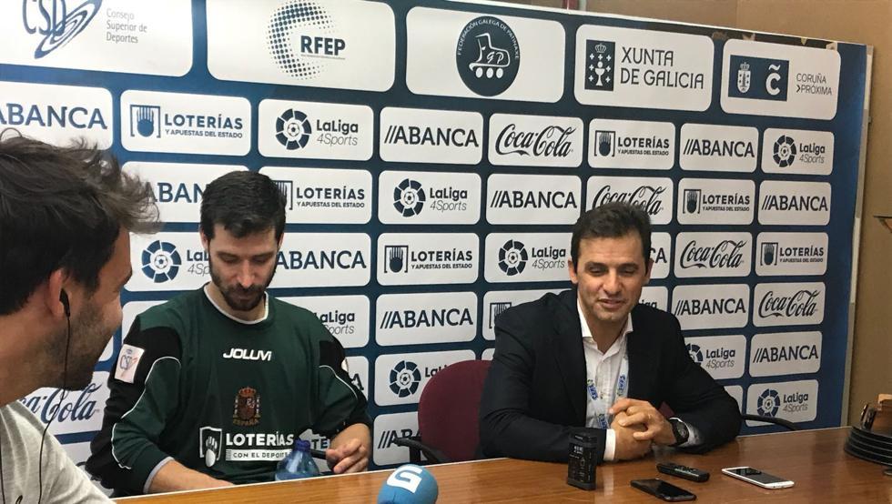 Alejandro Domínguez compaginará la selección española con el Benfica