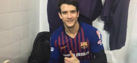 1-3: Pablo Álvarez, máximo goleador de la OK Liga en Lloret con 449 goles