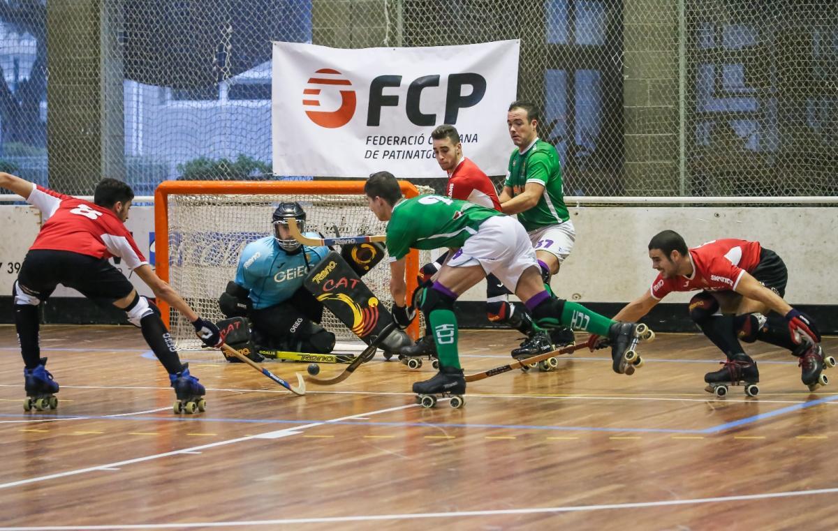 Noia, Caldes, Cerdanyola, Sant Just, GEiEG y Sant Cugat obtienen las últimas plazas para el Grupo 1 de Nacional Catalana