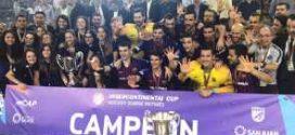 El Barça Lassa logra su quinta Copa Intercontinental de la historia