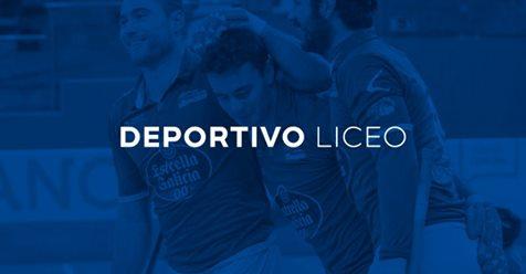 El Deportivo se convierte en patrocinador del Liceo