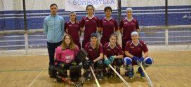 Los equipos Femenino y Junior del CH Compostela consiguen la Copa Federación Gallega de Hockey