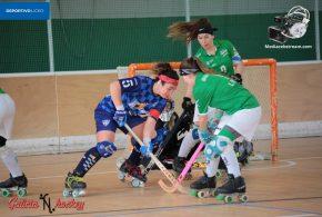 Galería Fotográfica OK Liga Fem Jor 6 DeportivoLiceo – CP Las Rozas ( 20/1/19 )