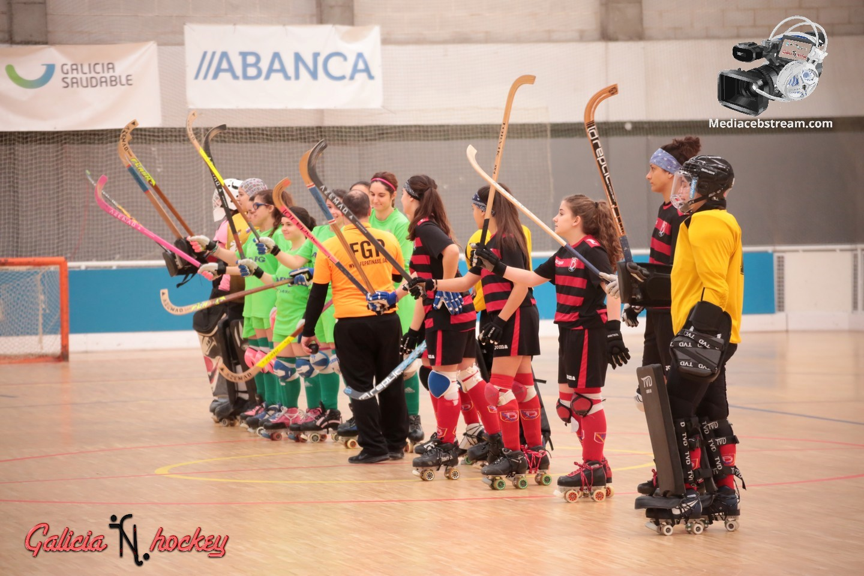 Galería Fotográfica Copa Federación Fem, Jor 11 , HC Borbolla – APG Bierzo ( 27/1/19 )