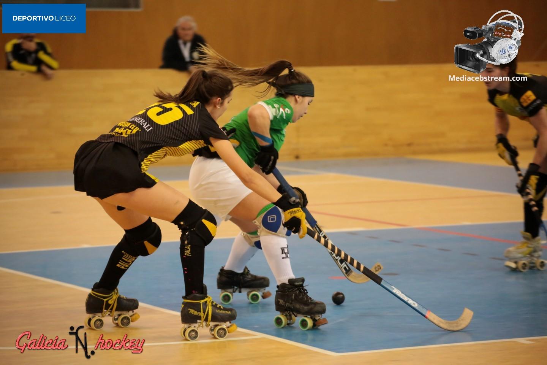 Galería Fotográfica OK Liga Fem, Jor 15 – DeportivoLiceo – Palau Plegamans ( 27/1/19 )