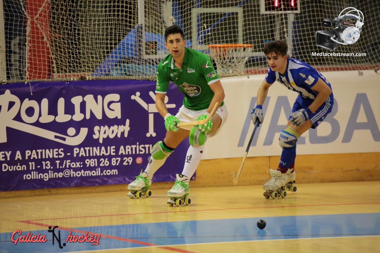 Galería Fotográfica OK Liga Jor 17 DeportivoLiceo – CP Voltrega ( 29/1/19 )