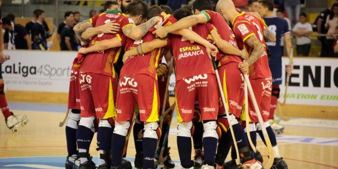 Las selecciones absolutas masculina y femenina, premiadas con la Copa Barón de Güell 2017