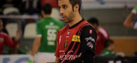 Xavi Costa, máximo goleador del Noia en Liga