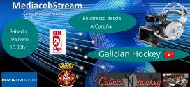 Cambio de Horario      Sabado 19 de Enero en directo será 16.30 h             Ok Liga Femenina