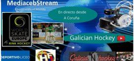 Deportivo Liceo – Forte dei Marmi en directo hoy a las 19.00 h desde el Palacio de los Deportes de Riazor