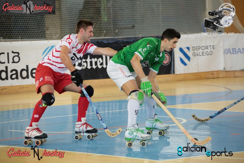 Galería Fotográfica OK Liga Jor 21 Deportivo Liceo – CP Vic ( 3/3/2019 )