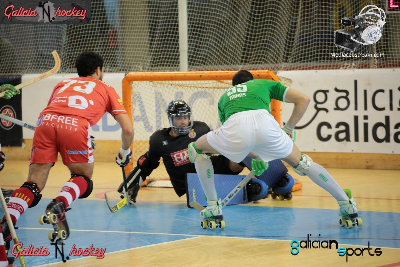 Galería Fotográfica OK Liga Jor 23 Deportivo Liceo – CityLift Girona ( 17/03/2019 )