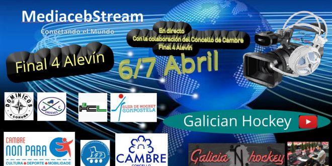 Final 4 Alevín y Juvenil Galicia