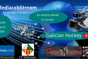 En directo Ok Plata : Deportivo Liceo – CP Vilanova                          Sabado 09 Marzo 18.30 h