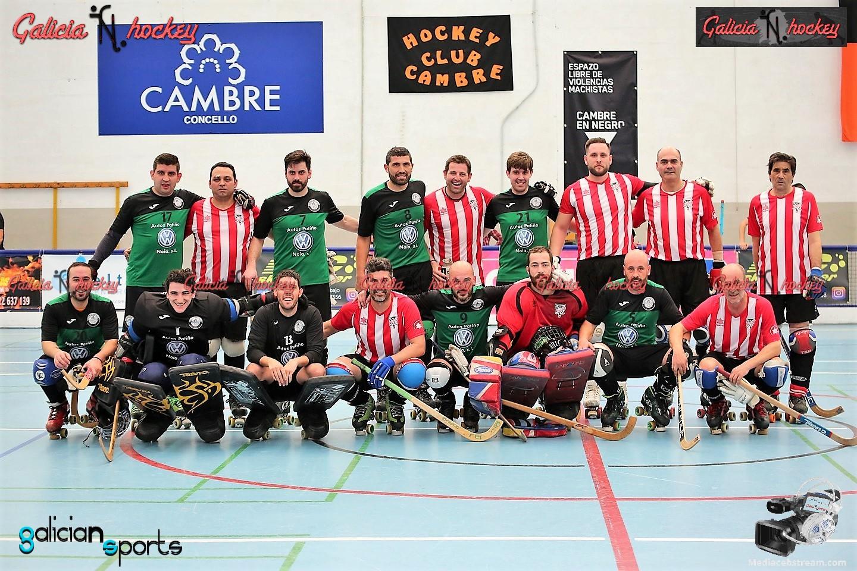Galería Fotográfica Torneo de Cambre-Sabado .Veteranos Noia HC – Ponteareas (20/04/19)