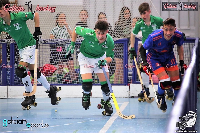 Galería Fotográfica Torneo de Cambre- Jueves . Infantíl Raxoi -Deportivo Liceo  (18/04/19)
