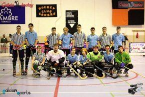 Galería Fotográfica Torneo de Cambre- Viernes . Juveníl HC Cambre – Tenis santander (19/04/19)