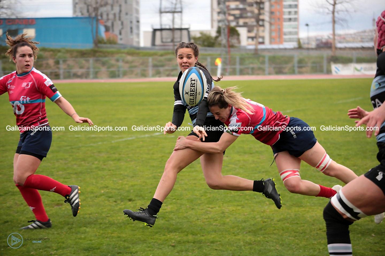 Galería Fotográfica Liga Iberdrola Rugby Fem  CRAT – SANSE SCRUM ( 15/02/2020 )