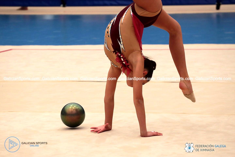 Galería Fotográfica (11.50h-11.59h) Campeonato Galego de base Individual Ximnasia Ritmica y Control Copa España Ximnasia Ritmica Masculina (22/02/2020)
