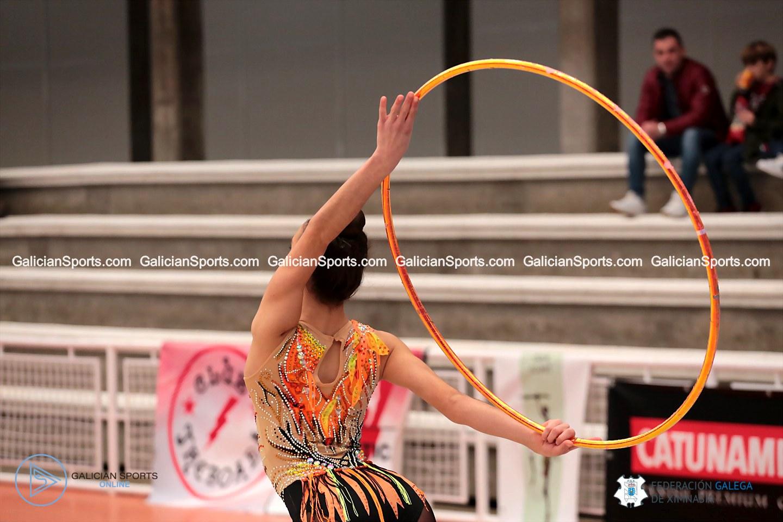 Galería Fotográfica (12.30h-12.45h) Campeonato Galego de base Individual Ximnasia Ritmica y Control Copa España Ximnasia Ritmica Masculina (22/02/2020)