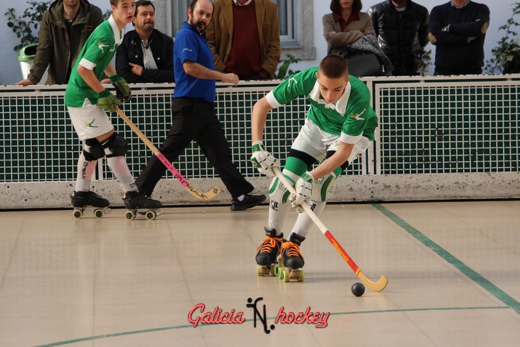 El HC Liceo se estrena en la Eurockey Cup U17