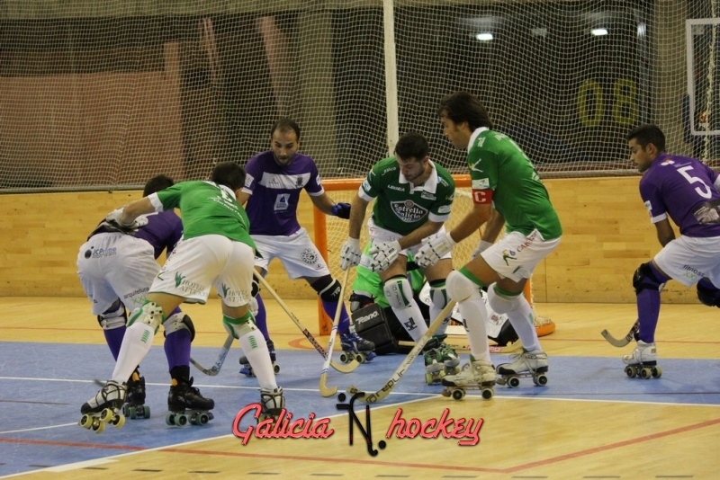 Trofeo Teresa Herrera de Hockey a Patines 22-09-2015