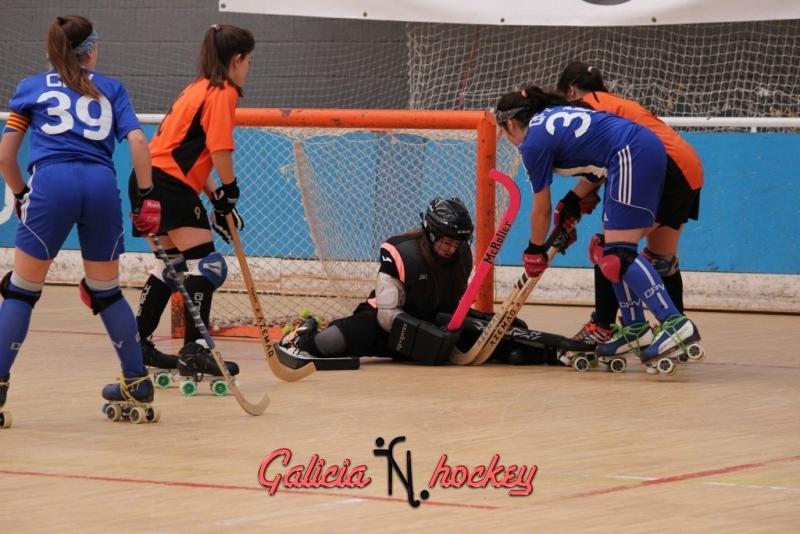 Torneo Hércules Femenino H.C.Cambre-Voltrega A