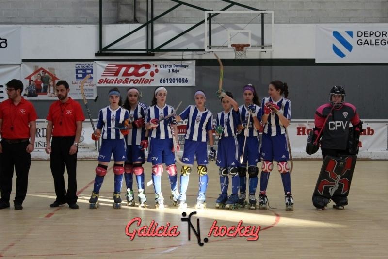 Torneo Hércules Femenino H-C-Borbolla – Voltrega A