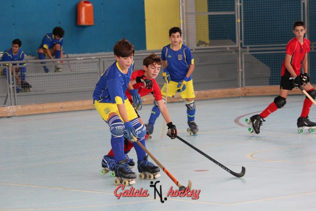 LIGA INFANTIL 1ª DIVISIÓN 2015/2016 Compañía B-Travesas Hockey Club