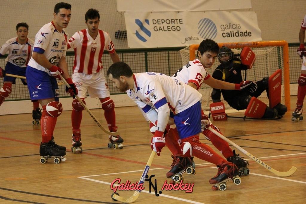 El Patín Cerceda retorna a las competiciones europeas ante el Matera