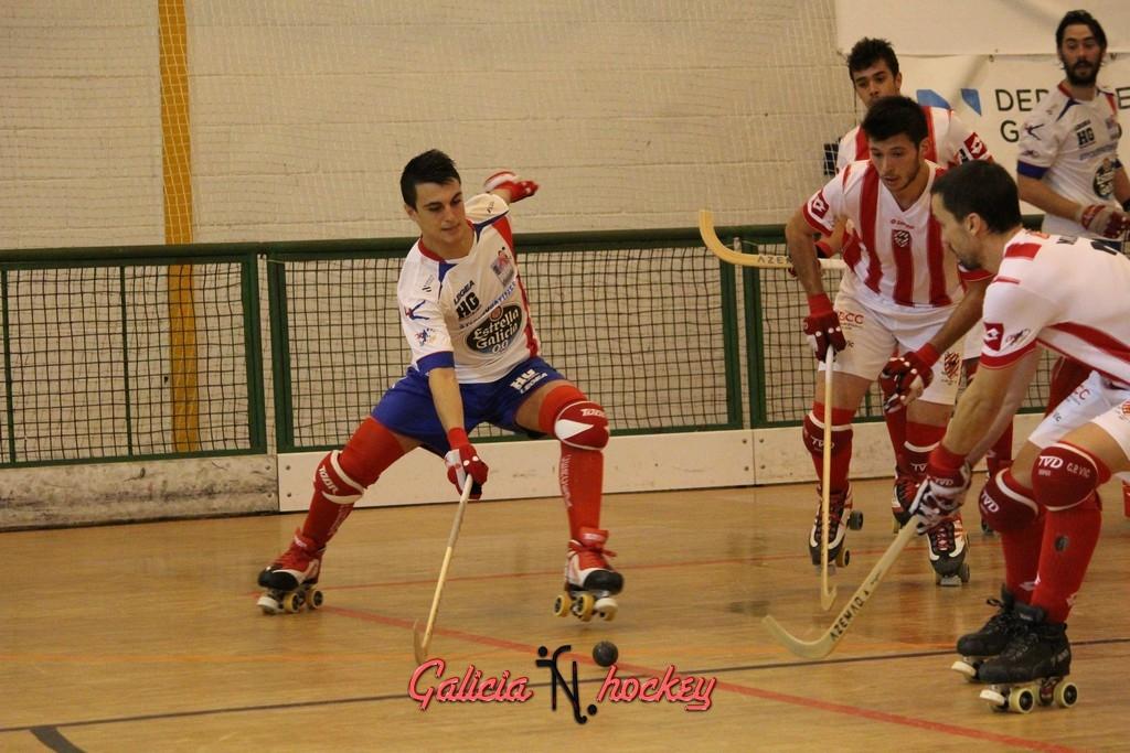 OK Liga 2015-2016 5ª Jornada   CP Cerceda – CP Vic  18-10-2015
