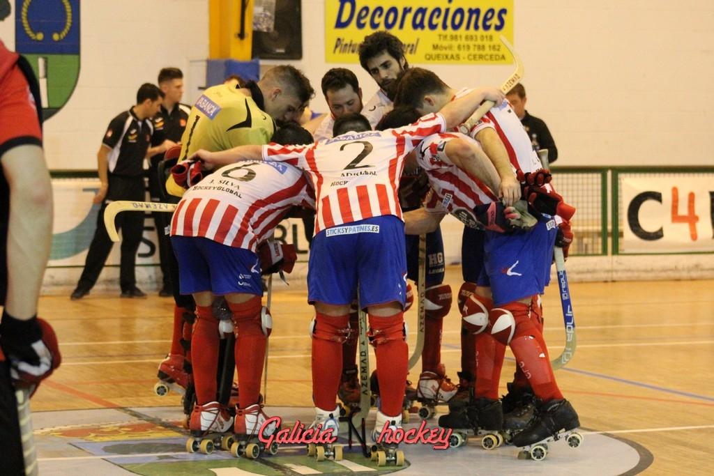OK Liga – Previo Jornada 8   ICG Software Lleida – HockeyGlobal CP Cerceda