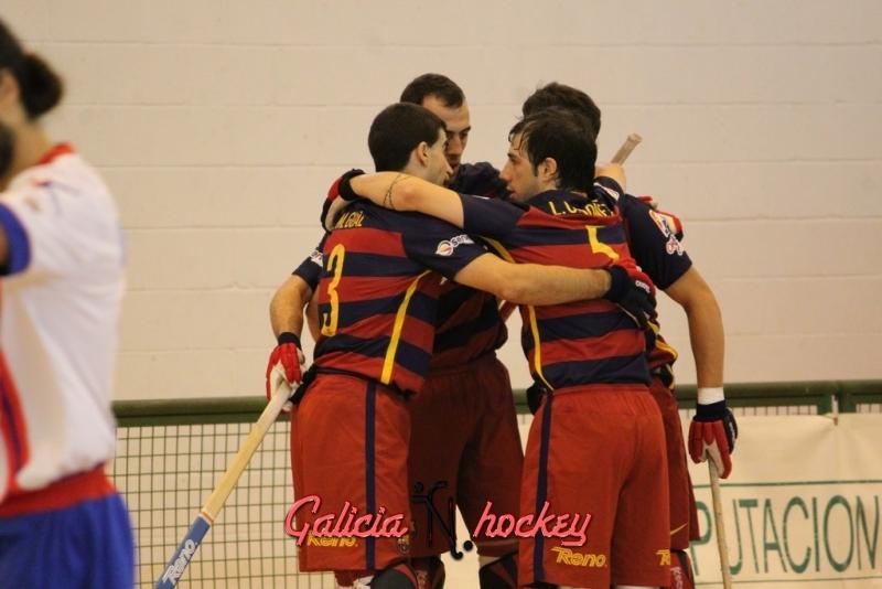 La Supercopa de España de Hockey a Patines se queda en Barcelona