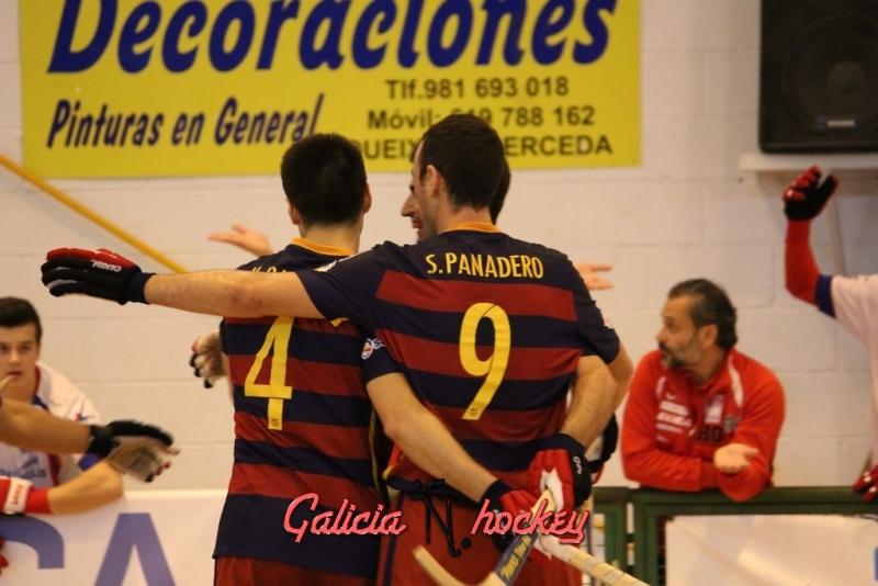 2-5: El Barça Lassa supera el escollo del Voltregà y sigue líder