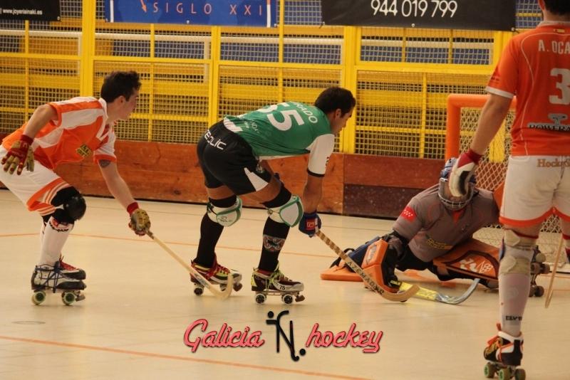 II Torneo Internacional Jolaseta , Alcobendas – Santa María del Pilar